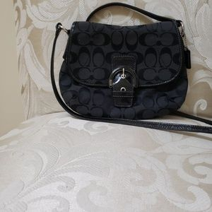 Cute little Coach shoulder bag